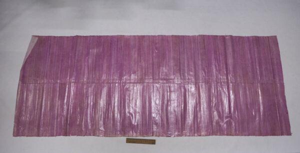 Кожа угря (пластины), розово-сиреневая, 92 дм2-ugr-41