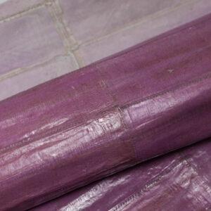 Кожа угря (пластины), розово-сиреневая, 80 дм2-ugr-43