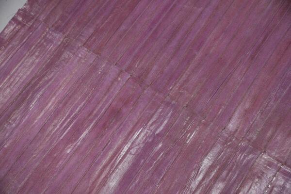 Кожа угря (пластины), розово-сиреневая, 90 дм2-ugr-44