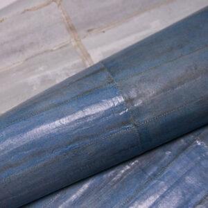 Кожа угря (пластины), голубая, 91 дм2-ugr-45