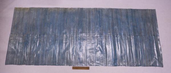 Кожа угря (пластины), голубая, 92 дм2-ugr-46