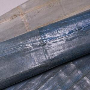 Кожа угря (пластины), голубая, 73 дм2-ugr-47