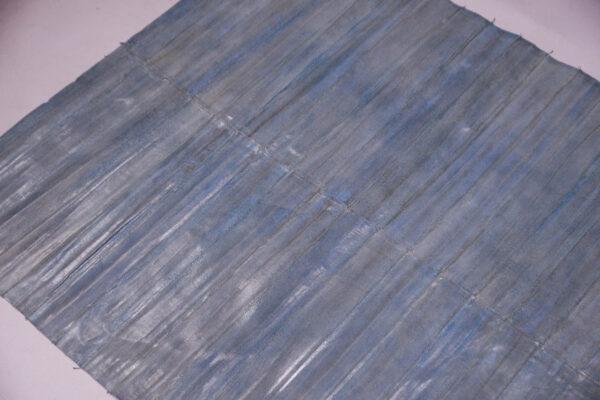 Кожа угря (пластины), голубая, 90 дм2-ugr-50
