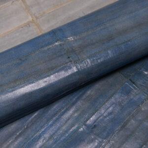 Кожа угря (пластины), голубая, 92 дм2-ugr-51
