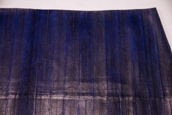 Кожа угря (пластины), синяя, 83 дм2-ugr-7