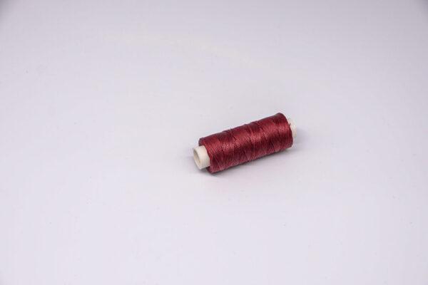 """Нить """"GALACES"""" вощеная круглая 0,45 мм. Марсала-s050"""
