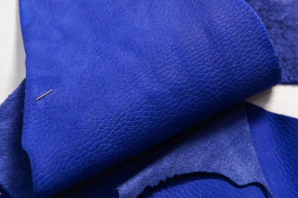 Нубук КРС, синий, 11 дм2.-1-480