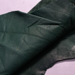 Кожа КРС, зеленая, 9 дм2.-1-481