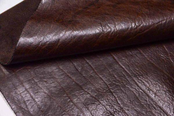 Кожа КРС, темно-коричневая, 126 дм2.- D1-325