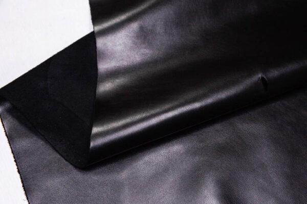 Кожа КРС, черная, 127 дм2.- D1-352