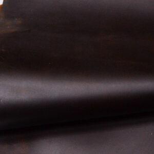 Кожа КРС крейзи хорс (Crazy Horse) с эффектом пул ап (Pull Up), коричневая, 167 дм2.-D1-398
