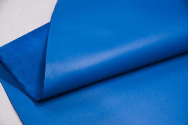 Кожа КРС, небесно-голубая, 148 дм2, Rinaldi Conceria S.R.L.-110022