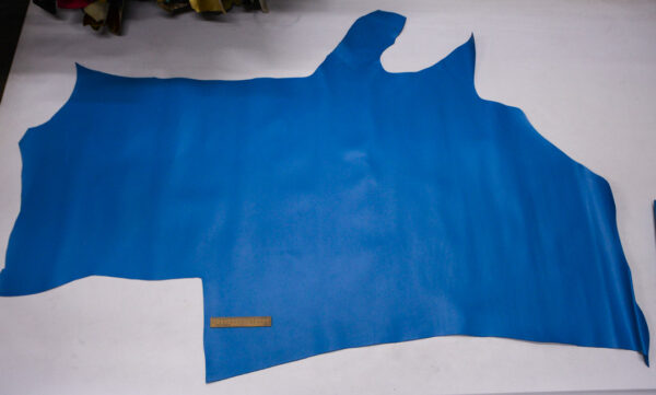 Кожа КРС, небесно-голубая, 133 дм2, Rinaldi Conceria S.R.L.-110023
