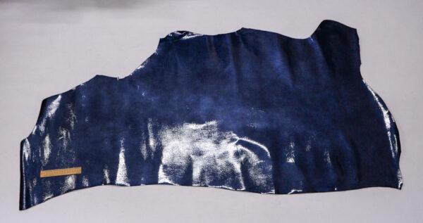 Лак КРС, синий с перламутром, 86 дм2.-110029