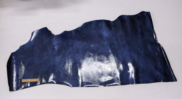 Лак КРС, синий с перламутром, 86 дм2.-110030