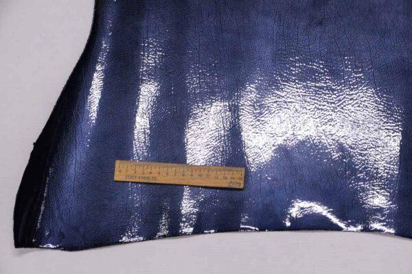 Лак КРС, синий с перламутром, 90 дм2.-110031