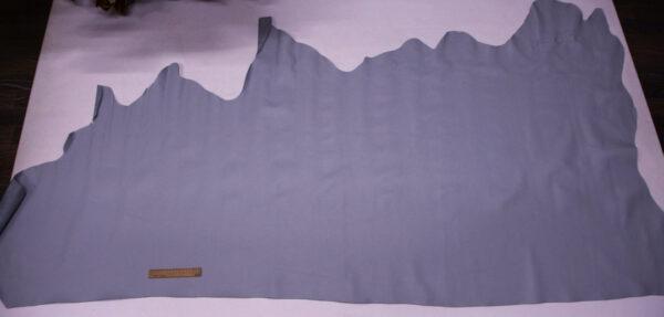 Кожа КРС, серо-голубая, 198 дм2.-109999