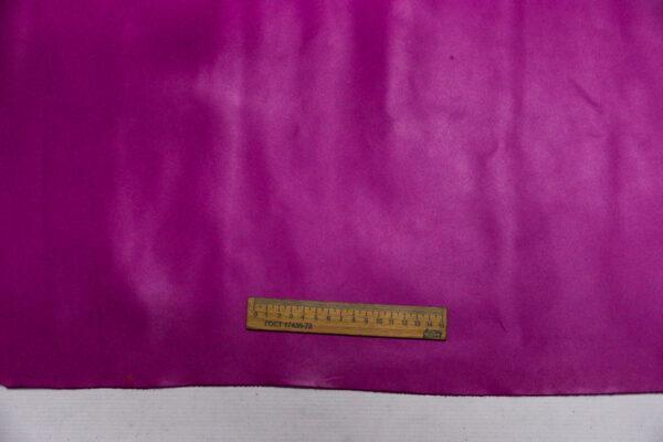 Кожа КРС, фуксия, 140 дм2, Rinaldi Conceria S.R.L.-110091