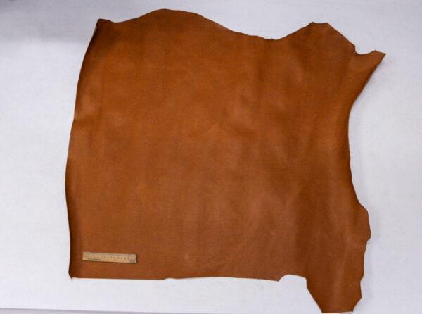 Кожа КРС, светло-коричневая, 84 дм2.-110103