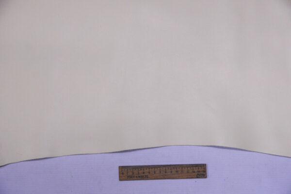 Кожа КРС, кремовая, 162 дм2.-110107