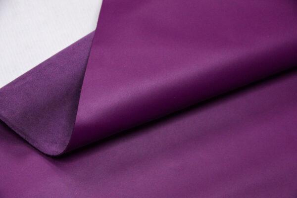 Кожа КРС, светло-фиолетовая, 100 дм2.-110110