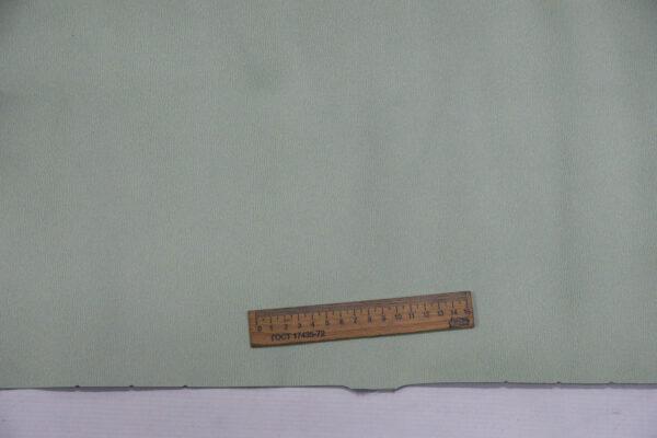 Кожа КРС, сафьяно (Saffiano), мятная, 116 дм2.-110135