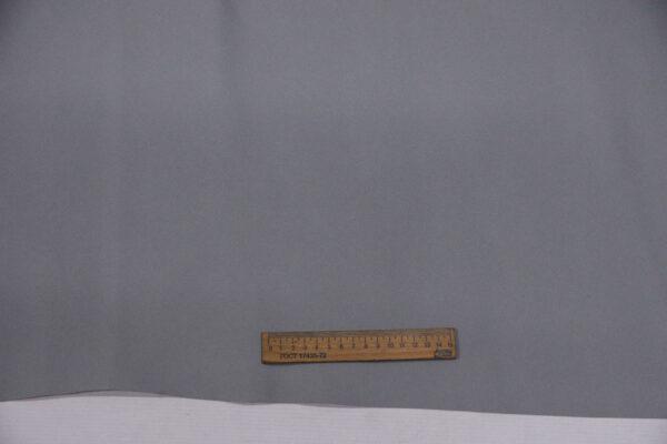 Кожа КРС, сафьяно (Saffiano), серая, 135 дм2.-110138
