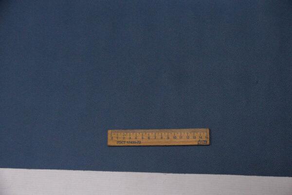 Кожа КРС, сафьяно (Saffiano), бледно-синяя, 139 дм2.-110140
