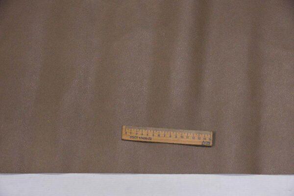 Кожа КРС, сафьяно (Saffiano), капучино, 82 дм2.-110143