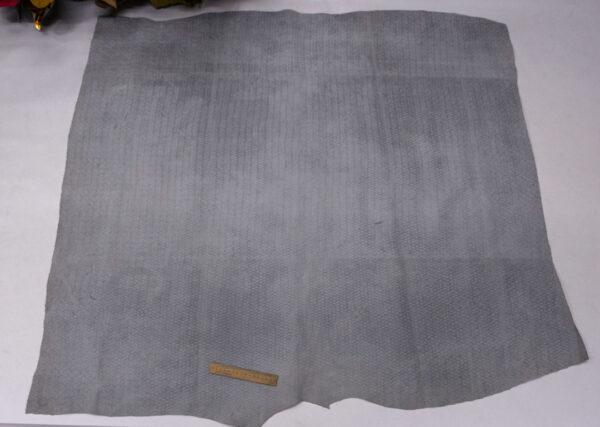 Спил КРС с тиснением, серый, 18,5 фут2 (172 дм2).-110147
