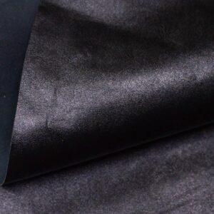 Кожподклад КРС, черный, 100 дм2.-110178
