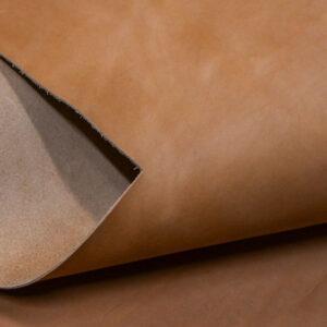 Кожа КРС растительного дубления, песочная, 79 дм2, Tempesti S.p.A.-110187