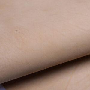 Кожа КРС ременная растительного дубления, натуральный цвет, 185 дм2.-D1-406