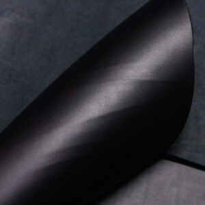 Кожа КРС ременная, черная, 203 дм2.-D1-446