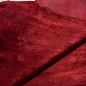 Велюр МРС (коза), марсала, 53 дм2.-110218