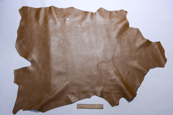 Кожа МРС, светло-коричневая, 62 дм2, NUOVA ICOS S.R.L.-110249