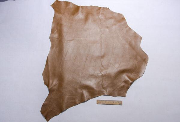 Кожа МРС, светло-коричневая, 48 дм2, NUOVA ICOS S.R.L.-110250