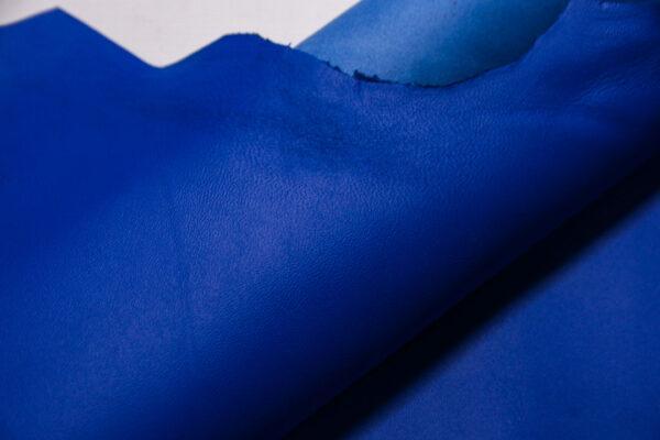 Кожа МРС, ярко-синяя, 68 дм2.-110259