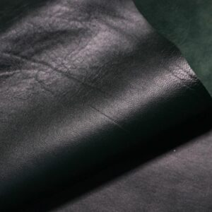 Кожа МРС, темно-зеленая, 42 дм2.-110266