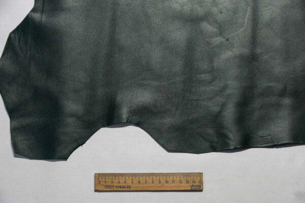 Кожа МРС, темно-зеленая, 44 дм2.-110267