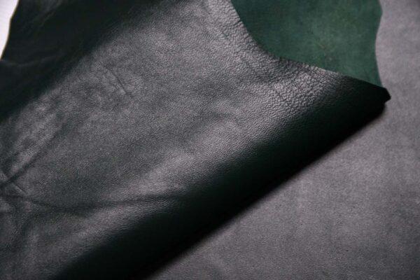 Кожа МРС, темно-зеленая, 59 дм2.-110272