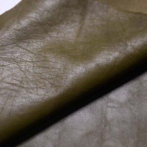 Кожа МРС, светло-оливковая, 53 дм2.-110279