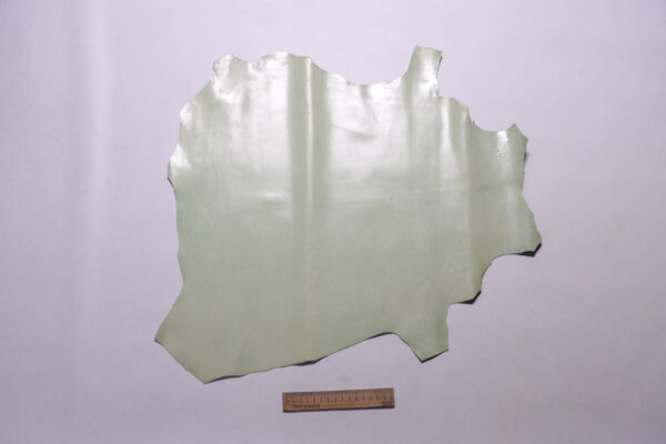 Кожподклад МРС, мятный, 29 дм2, Conceria Gaiera GIOVANNI S.p.A.-110284