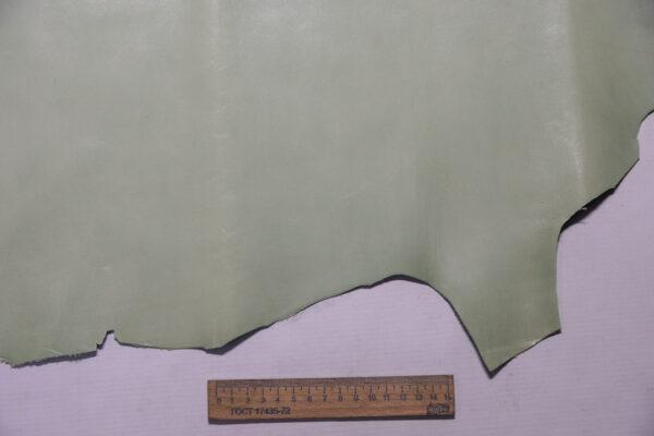 Кожподклад МРС, мятный, 24 дм2, Conceria Gaiera GIOVANNI S.p.A.-110286