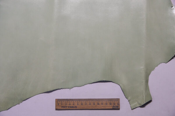 Кожподклад МРС, мятный, 25 дм2, Conceria Gaiera GIOVANNI S.p.A.-110288
