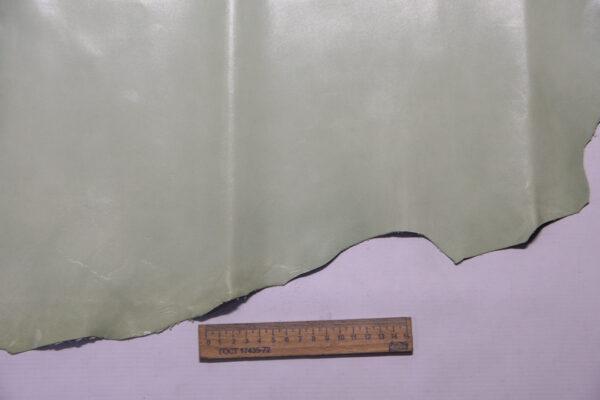 Кожподклад МРС, мятный, 26 дм2, Conceria Gaiera GIOVANNI S.p.A.-110289