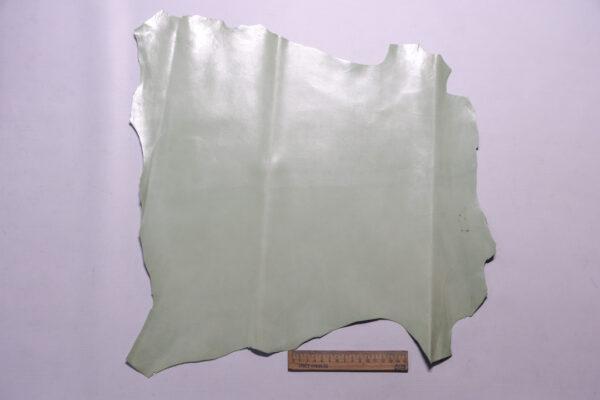 Кожподклад МРС, мятный, 21 дм2, Conceria Gaiera GIOVANNI S.p.A.-110290