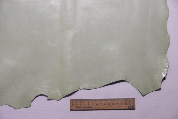 Кожподклад МРС, мятный, 22 дм2, Conceria Gaiera GIOVANNI S.p.A.-110291