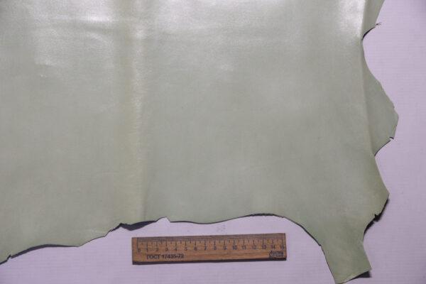 Кожподклад МРС, мятный, 20 дм2, Conceria Gaiera GIOVANNI S.p.A.-110292