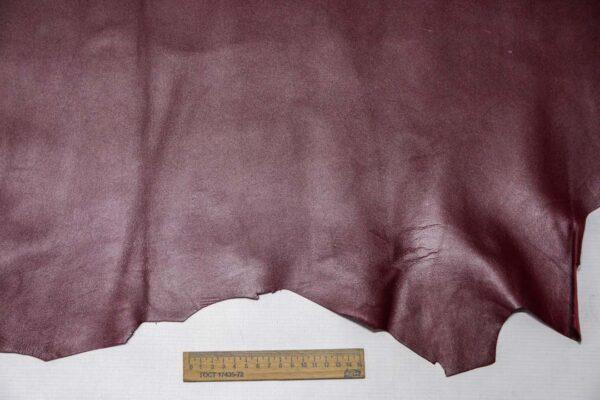 Кожа МРС, марсала, 51 дм2, NUOVA ICOS S.R.L.-110302